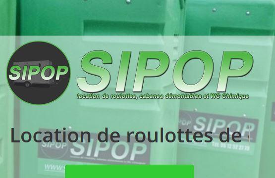 SIPOP: pour la location de matériel de chantier