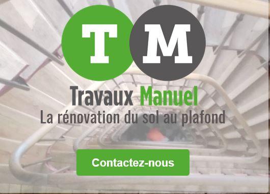 Travaux Manuel: entreprise de bâtiment à Paris